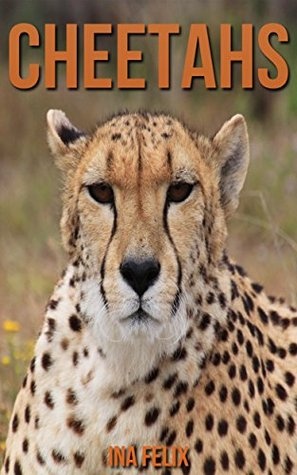 Cheetahs: Children Book of Fun Facts & Amazing Photos on Animals in Nature - A Wonderful Cheetahs Book for Kids aged 3-7  by  Ina Felix