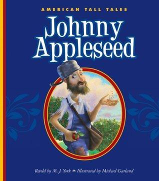 Johnny Appleseed  by  M.J. York