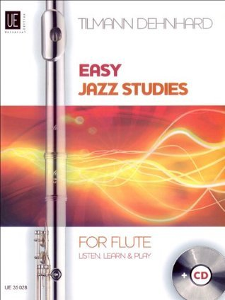 Easy Jazz Studies With CD  by  Tilmann Dehnhard