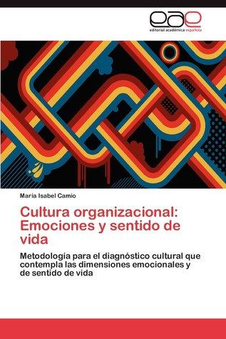 Cultura Organizacional: Emociones y Sentido de Vida  by  María Isabel Camio