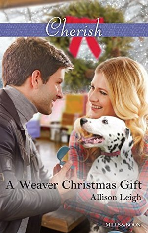 A Weaver Christmas Gift (Return to the Double C Book 7)  by  Allison Leigh