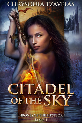 Citadel of the Sky  by  Chrysoula Tzavelas
