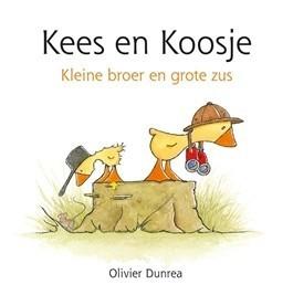Keesje en Koosje - Kleine broer en grote zus  by  Olivier Dunrea