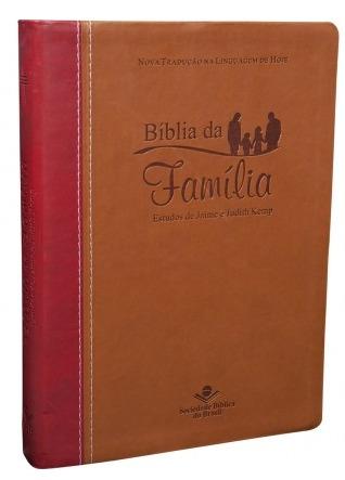 Bíblia da Família Jaime e Judith Kemp
