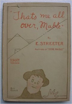 Thats Me All Over, Mable Edward Streeter