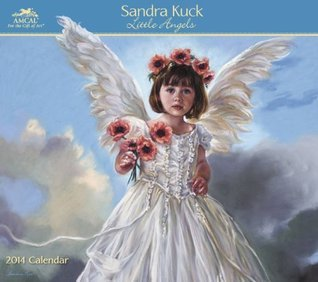 2014 Little Angels By Sandra Kuck Wall Calendar  by  Sandra Kuck