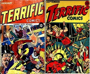 Terrific comics. Issues 1 and 5. Loaded with action. Golden Age Digital Comics Action and Adventure.  by  Golden Age Adventure Comics