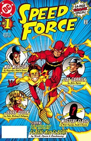 Speed Force (1997-) #1 Mark Waid