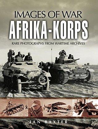 Afrika Korps Ian Baxter