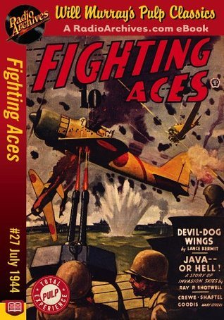 Fighting Aces #27 July 1944 David Crewe