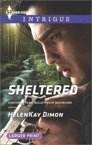 Sheltered (Corcoran Team: Bulletproof Bachelors #2)  by  HelenKay Dimon