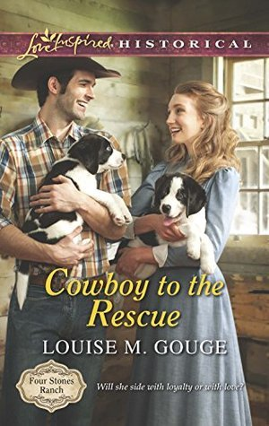 Cowboy To The Rescue Louise M. Gouge
