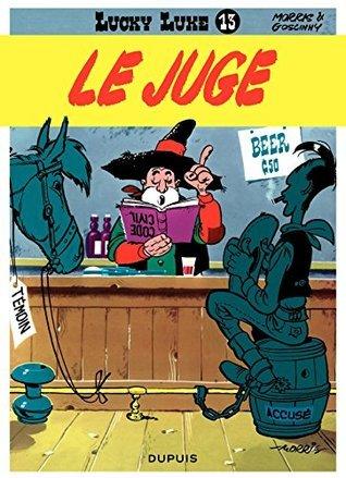Lucky Luke - Tome 13 - LE JUGE Morris