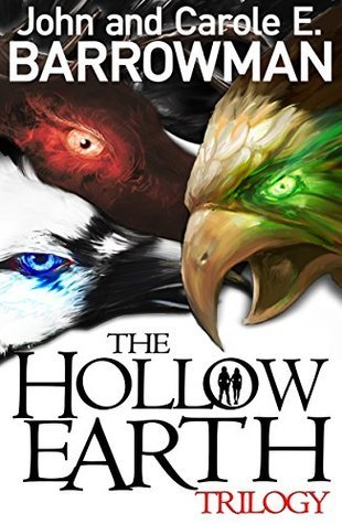 Hollow Earth Trilogy  by  John Barrowman