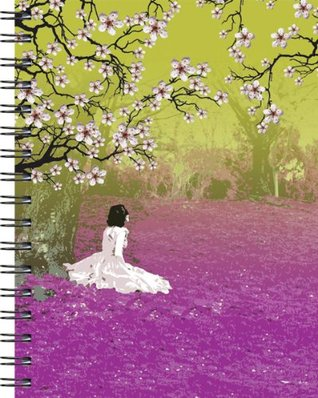 Wire-o Journal - Cherry Blossoms - Large  by  Piccadilly