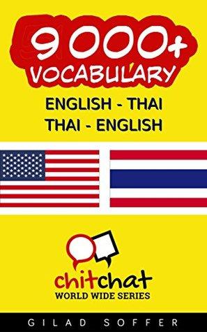 9000+ English - Thai Thai - English Vocabulary Gilad Soffer