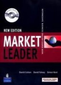 Market Leader - Intermediate Business English CourseBook  by  David Cotton