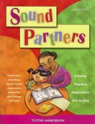 Sound Partners Tutor Handbook Grades K-2 Patricia Vadasy