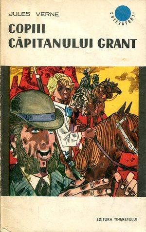 Copiii capitanului Grant  by  Jules Verne