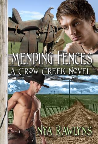 Mending Fences (Crow Creek #6) Nya Rawlyns