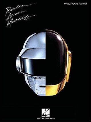 Daft Punk - Random Access Memories Songbook (Piano, Vocal, Guitar) Daft Punk