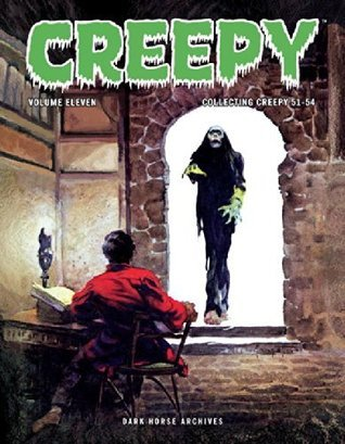 Creepy Archives Volume 11  by  Various