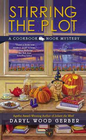 Stirring the Plot (Cookbook Nook Mystery, #3)  by  Daryl Wood Gerber