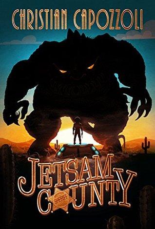 Jetsam County Christian Capozzoli