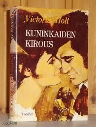 Kuninkaiden kirous  by  Victoria Holt