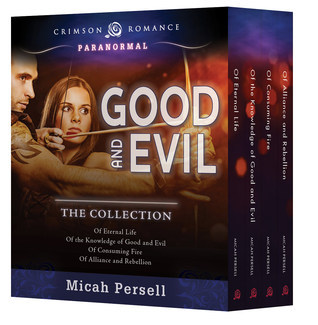 Good and Evil: The Collection (Operation: Middle of the Garden, #1-4)  by  Micah Persell