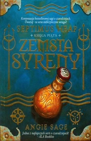 Zemsta Syreny (Septimus Heap, #5)  by  Angie Sage