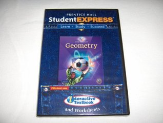 CENTER FOR MATHEMATICS EDUCATIONS GEOMETRY STUDENT EXPRESS CD  by  Prentice Hall