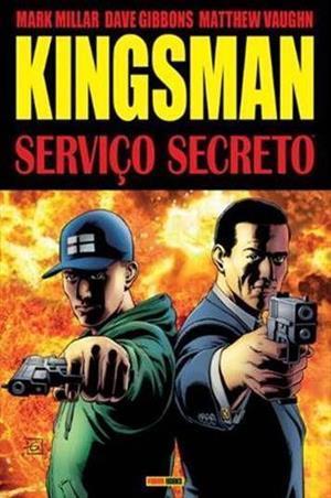 Kingsman: Serviço Secreto Mark Millar