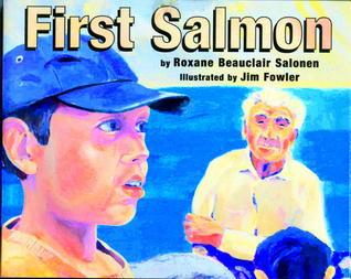 First Salmon Roxane Beauclair Salonen