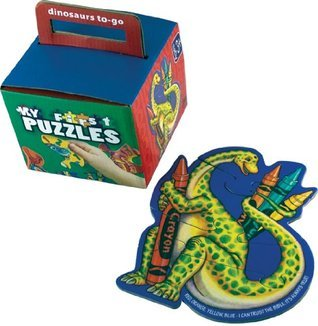My First Puzzles: Dinosaurs  by  Master Books
