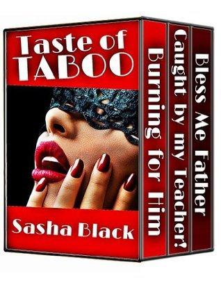 Taste of Taboo Sasha Black