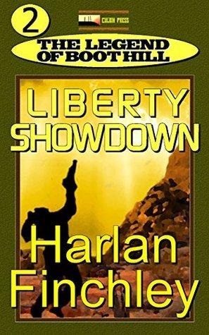 Gideons Showdown (Gideon Pierce, #2) Harlan Finchley