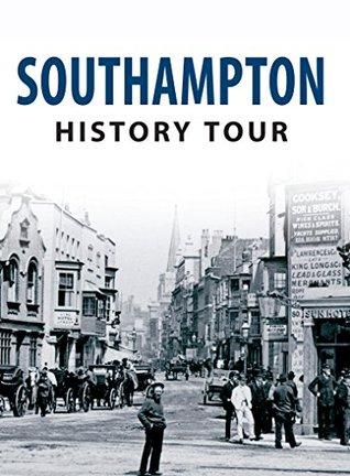 Southampton History Tour Jeffery Pain