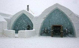 Photo Gallery: The Hotel de Glace in Quebec, Canada  by  Bella Venger