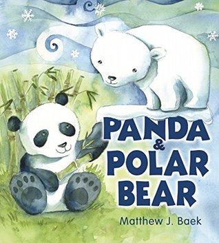 Panda and Polar Bear  by  Matthew Baek