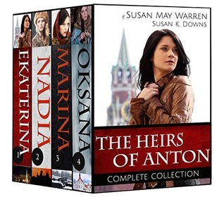 Heirs of Anton - Boxset (Heirs of Anton #1-4)  by  Susan K. Downs