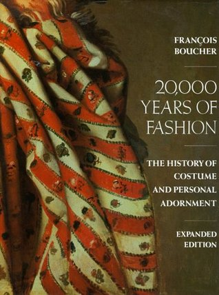 20000 Years of Fashion  by  François Boucher