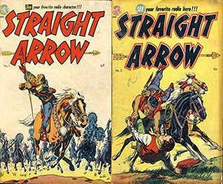 Straight Arrow. Issues 1 and 2. See your favourite radio hero. Golden Age Digital Comics Wild West Western. Golden Age Wild West Comics