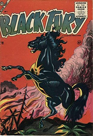 The Black Fury - Issue 001 & 002 (Golden Age Rare Vintage Comics Collection Associated Artists