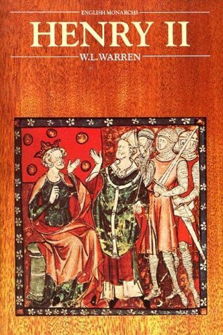 Henry II (The English Monarchs Series) Wilfred Lewis Warren