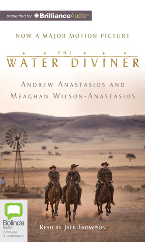 Water Diviner, The  by  Andrew Anastasios