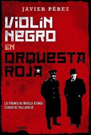 Violin negro en orquesta roja Javier Pérez