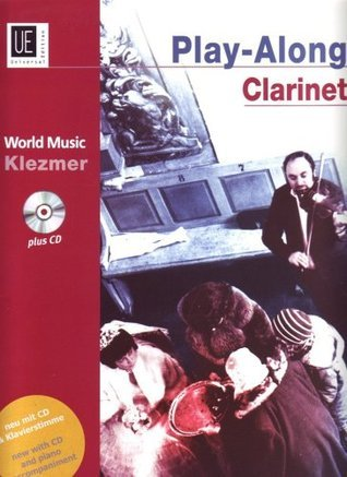 World Music: Klezmer, Play-along, Clarinet  by  Yale Strom