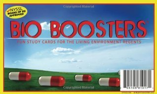BioBoosters NY State Living Environment / Biology Regents Review Ruth Hertz