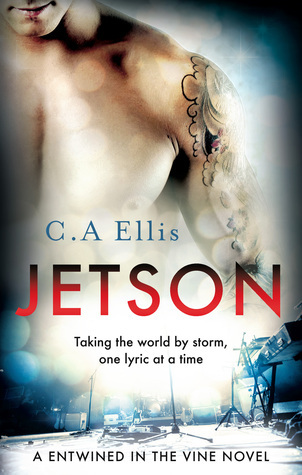 Jetson (Entwined in the Vine Book 2)  by  C.A. Ellis